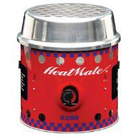 Contoure HeatMate Alcohol Heater/Stove