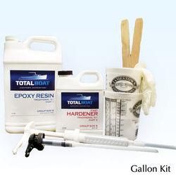 TotalBoat 5:1 Epoxy Kits Gallon B