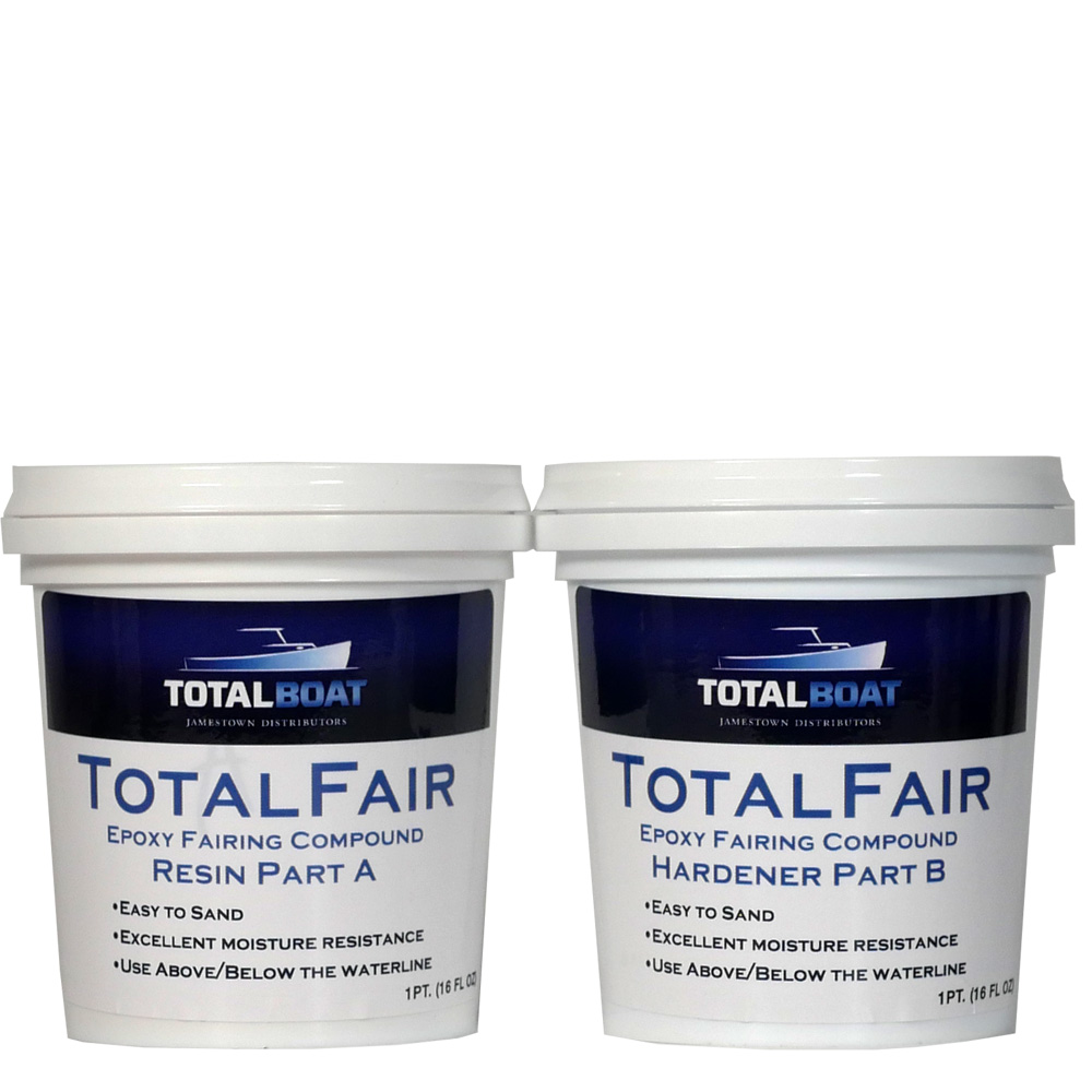 Totalboat Totalfair Epoxy Fairing Compound Picture Of How To Waterproof Circuit Boards Method