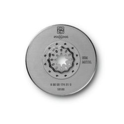Fein MultiMaster HSS Flush Cut Saw Blade - 3-3/8 Diameter
