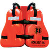 Mustang Survival Vinyl Dip Work Type V Vest