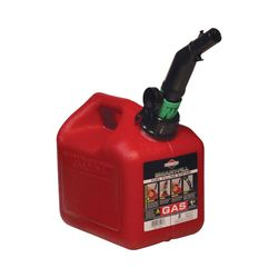 Marine fuel tank Jerry Cans With Spill Proof Spout 1.25 Gallon Smart-Fill Gas Can