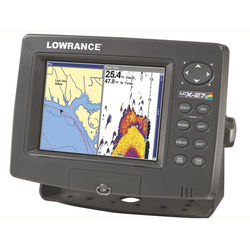 Lowrance LCX-28C HD Sonar/GPS with 7 inch VGA Display