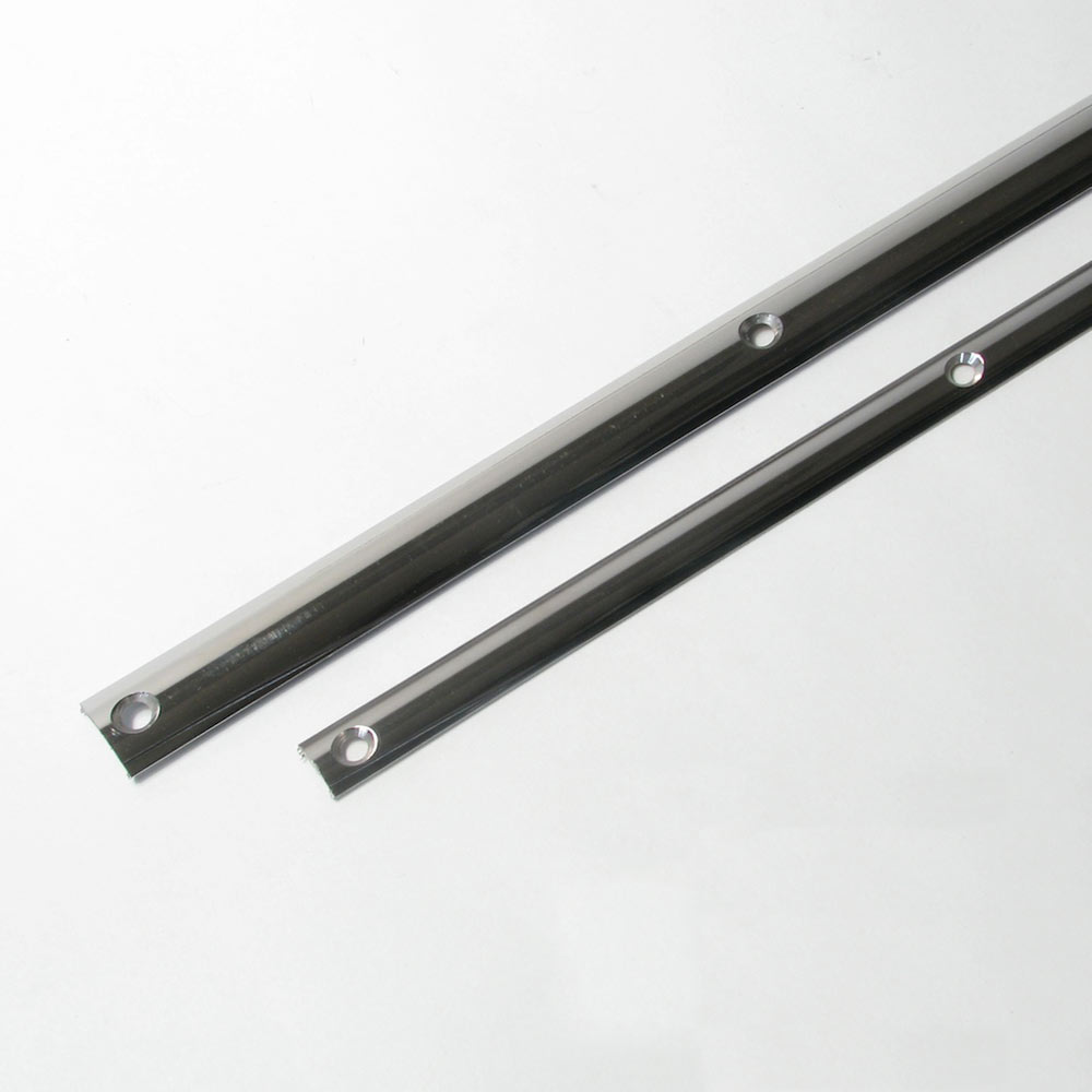 """304  1 pc 7//8/""""  Stainless Steel Rod 6/"""" Long Tapped 3//8/""""-18 One End"""