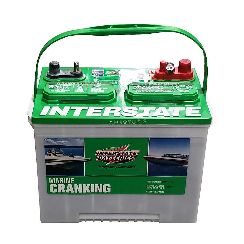 Interstate Marine And Rv Batteries