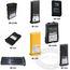 Icom Replacement VHF Radio Batteries