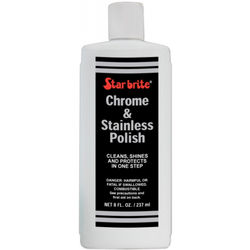 Starbrite Chrome And Stainless Steel Cleaner Polish