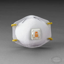 3M 8511 Swine Flu N95 Disposable Particulate Respirators H1N1