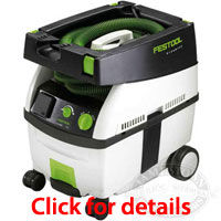 Festool CT Vacuum MIDI Dust Extractor
