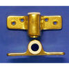Brass Side Mount Oarlock Sockets