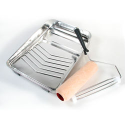 Paint Roller and Paint Tray Kit