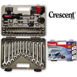 Crescent 70 Piece Socket set, Crescent 70 Piece Tool Set