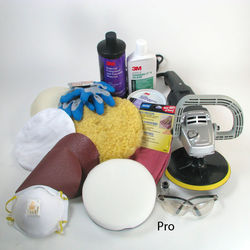 JD Boat Polishing Kit