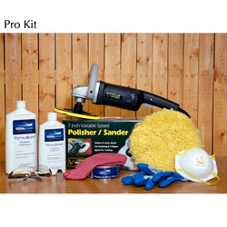 TotalBoat Professional Boat Polishing Kit