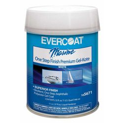 Evercoat One Step Finish Premium Gelcoat