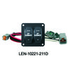 Lenco Double Rocker Trim Tab Switch Kits