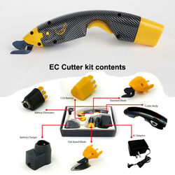 EC Cutter, portable electric scissors