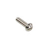 #10-32 Round Head Slotted Drive Machine Screws