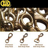 Kong Manganese Bronze Swivel Snap Hooks