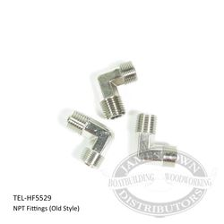 Teleflex SeaStar Cylinder NPT Fittings