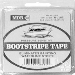 MDR Bootstripe Tape