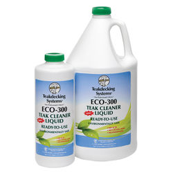 Teakdecking Systems ECO Teak Cleaning Liquid
