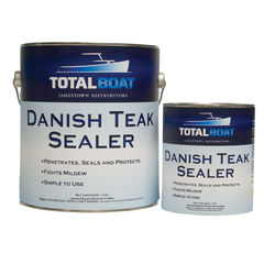 TotalBoat Danish Teak Sealer