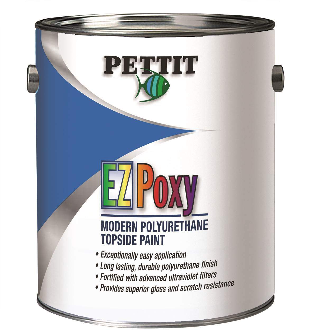 Pettit Easypoxy Ez Poxy Topside Boat Paint