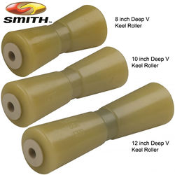 CE Smith TPR Deep V Keel Rollers