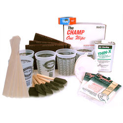 JD Varnish Prep Kit