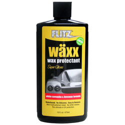 Flitz Clearcoat & Gelcoat Wax