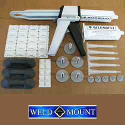 Weld Mount Standard Start-Up Kit with Gun