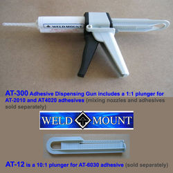 Weld Mount Adhesive Dispensing Gun