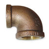 Reducing Elbow Fittings - Bronze , NPT