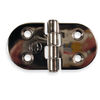 316 Stainless Steel Stamped Round Hinge, interior hinge