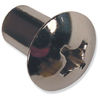 barrel nuts, chrome barrel nut, brass