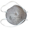 3M Particulate Respirator 8247, R95 with Nuisance Level Organic Vapor Relief
