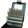 60 Piece screw machine length drill set, 60 Piece screw machine length drill set