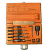 fuller #9 countersink and drill bit quick change set