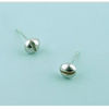 Round Head Screw Earrings