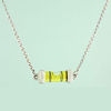Level Necklace - Jewelry, jewelry necklace with a level