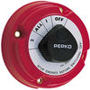 Perko Battery Selector Switch, standard battery selector switch