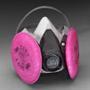 3M 6291 Sanding Half Mask Respirator, particulate respirator kit