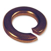 silicon bronze lock washers