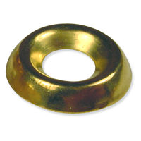 Brass Finish Washers