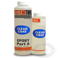 System Three Clear Coat Epoxy