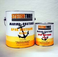 System Three Marine Varnish - Spar Urethane Varnish