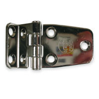 offset interior hinge, stainless steel offset hinge for interior use