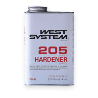 WEST System 205 Fast Hardeners