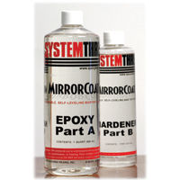 mirror coat epoxy